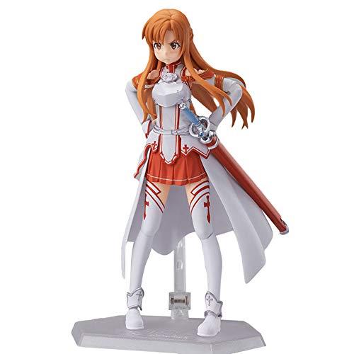 - Aristory SAO Sword Art Online Yuuki Asuna Figma PVC Action Anime Figure Toys New with Box