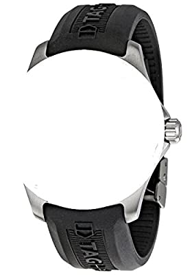 TAG Heuer Aquaracer 20MM Black Rubber Strap FT6027 from Tag Heuer