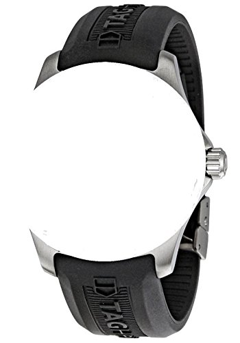 TAG Heuer Aquaracer 20MM Black Rubber Strap - Heuer Rubber Strap Tag