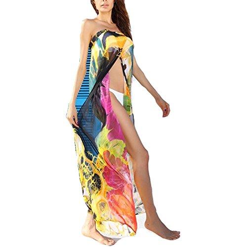 dress maxi murah - 2