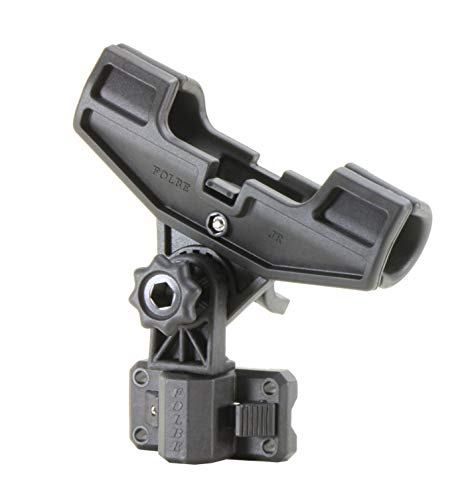 Folbe Advantage JR Fishing Rod Holder - Side (Gunnel) Mount - Mount Gunnel Holder Rod