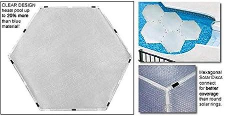 Amazon.com : Magni Clear Solar Sun Discs Swimming Pool ...