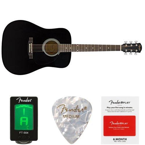 Fender Squier Beginner Dreadnought Acoustic Guitar