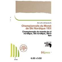 Championnats Du Monde de Ski Nordique 1935