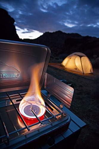 Campamento Chef Everest Alta Salida 2 Quemador Estufa