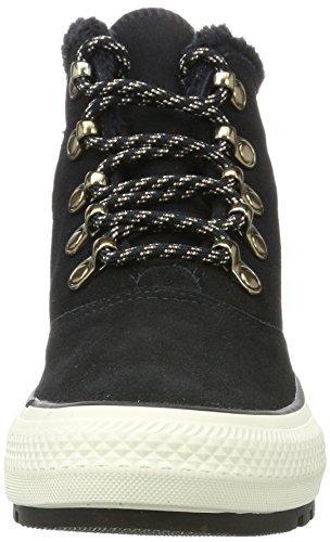 Converse Ctas Ember Boot Hi Black/Egret, Náuticos Unisex Adulto Schwarz (Black)