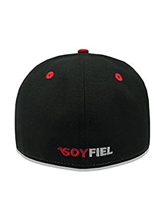 NEW ERA 59Fifty Hat Guadalajara Atlas Soccer Club Mexican League Fitted Black / White Cap (7 1/2) at Amazon Mens Clothing store: