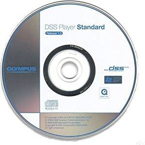 Olympus DSS Player Standard Transcription Software by olympus