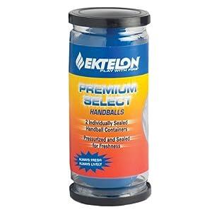 Ektelon Premium Handball 2 Ball Can