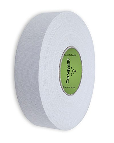 Renfrew Schlägertape Pro Cloth Hockey Tape weiß 24mm f. Eishockey 45m