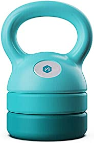 Adjustable Kettlebell Weights 5lbs, 8lbs, 9lbs, 12lbs, Kettlebell set, Great for Full-Body Workout and Strengt