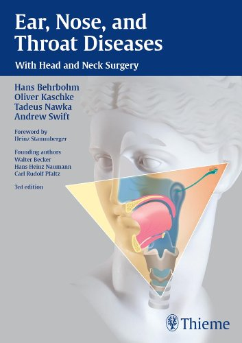 Ear, Nose, and Throat Diseases With Head and Neck Surgery (3rd 2011) [Behrbohm, Kaschke, Nawka & Swift]
