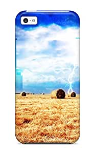 Iphone Case - Tpu Case Protective For Iphone 5c- A Dreamy World