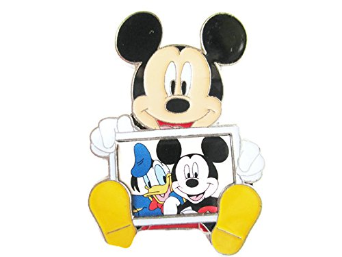 Amazon.com: Disney Hong Kong Photo Frame Series Mickey Mouse with ...