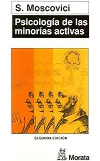 Psicologia de Las Minorias Activas (Spanish Edition)