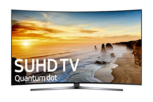 Samsung UN65KS9800 Curved 65-Inch 4K Ultra HD Smart LED TV (2016 Model)