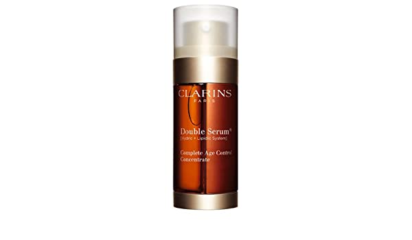 Amazon.com: Clarins Double Serum 50 Ml./1.6 Oz.*bonus Size ...