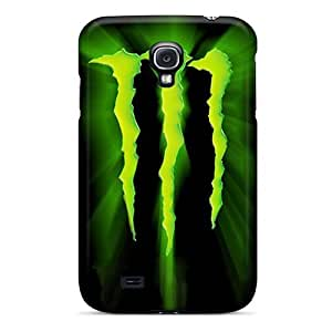 Awesome Design Monster Logo Hard Cases Covers For Galaxy S4
