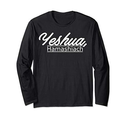 Yeshua Hamashiach Hebrew Israelite Long Sleeve Shirt