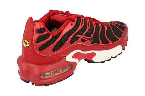 nike air max 1 plus (GS) TN tuned Sneaker 655020 sneakers Tough Red Black 602
