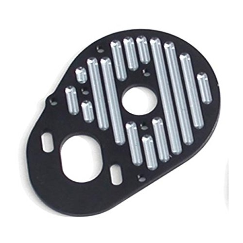 Team Associated 1770 Factory Team Milled Aluminum Motor Plate, Blue