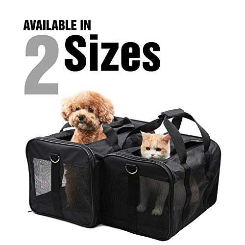 HITCH Soft-Sided Pet Travel Carrier