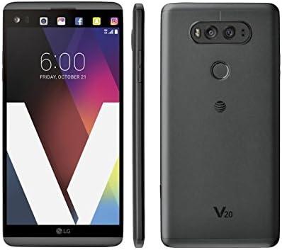 LG V20 H910 64GB Titan Gris AT & T Smartphone: Amazon.es: Electrónica