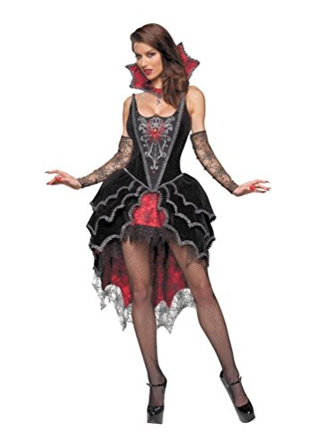 Webbed Mistress Sexy Costumes (Webbed Mistress Adult Costume - X-Small)