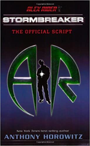 Pdf stormbreaker horowitz by anthony
