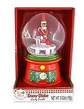 Elf on the Shelf Musical Christmas Snow Globe