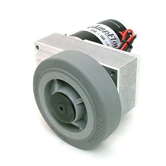 24V or 36 VDC 12V 5600 rpm AmpFlow E30-150 Brushed Electric Motor