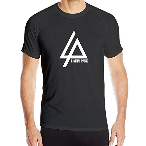 GG&MM Band Linkin Park - In The End Athletic T ShirtsBlack