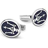 Man Maserati logo Cufflinks Mens Shirt Cufflinks