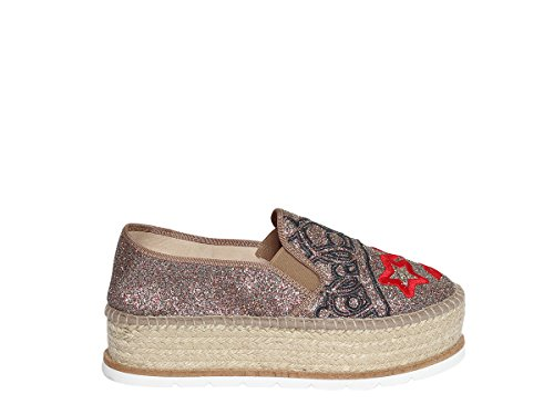 Party 071 Espadrilles J Slip 2018 Primavera MULTIORO Estate Scarpe On Donna wxHRYqXRA