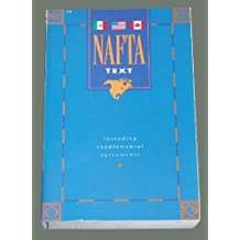 NAFTA Text: Final Version, Including Supplemental Agreements
