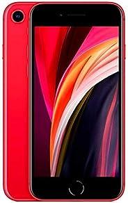 Iphone Se Apple (product) Vermelhotm, 256gb Desbloqueado - Mxvv2bz/a