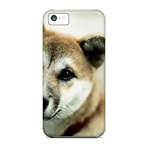 Fashion Tpu Case For Iphone 5c- Cute Face Defender Case Cover
