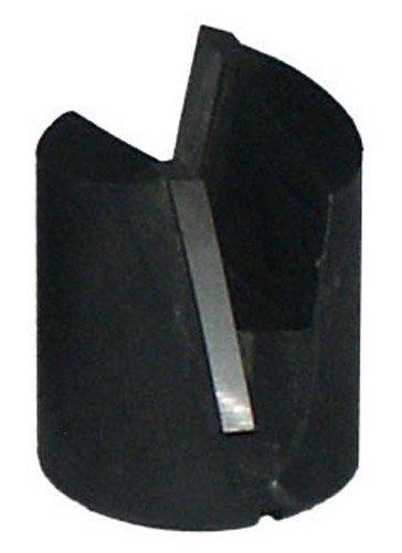 Reverse Helix Cutter - Her-Saf H0750 Quick Change Carbide Reverse Helix Cutter - 3/4 D, 9/16 Cutting Length by Her-Saf
