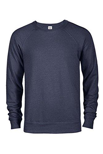 Denim Crew Sweatshirt - 4