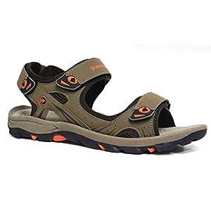 Men's Dunlop Sports Beach Trekking Walking Hiking Touch Close Strap Sandals Sizes 7 – 12