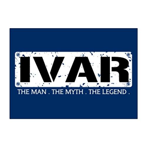 teeburon-ivar-the-man-the-myth-the-legend-pack-of-4-stickers
