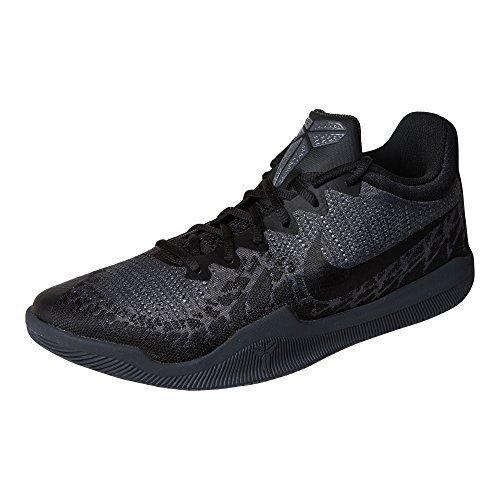 Nike Mens Kobe Mamba Rage Sintetica Basket Scarpe Black/Dark Grey,13m  Amazon.it Scarpe e borse