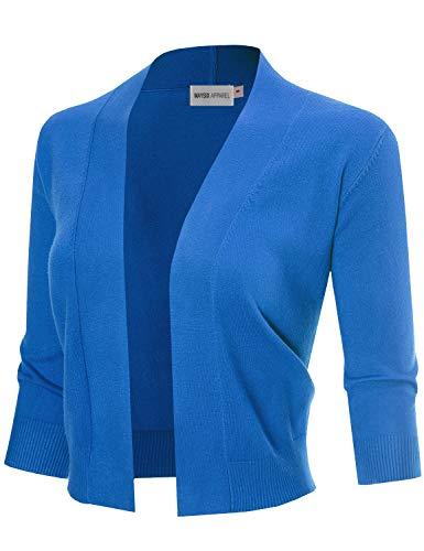 MAYSIX APPAREL SWEATER レディース US サイズ: XL カラー: ブルー