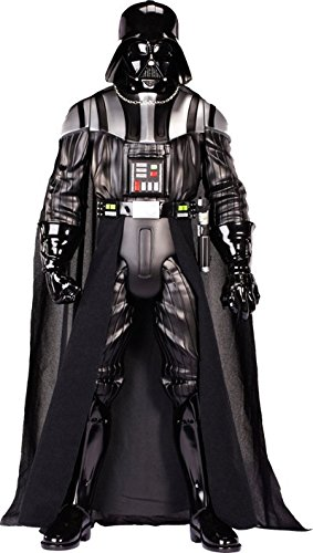 Jakks Pacific 58712 - Figura de Darth Vader de Star Wars (78,7 cm) - Figura Star Wars Darth Vader (80 cm)