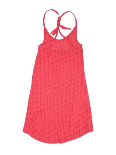 Roxy Girls 7-16 Sunrise Swim Coverup 2, Fandango Pink, 10/Medium