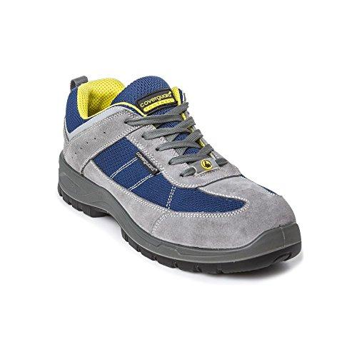 Chaussures Gris Sécurité Basses Src Bleu S1p Lead De Coverguard TqdFxwBpp
