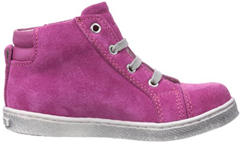 Lepi 3309LEQ Baby Mädchen Lauflernschuhe Pink (3309 C.03 FUXIA)
