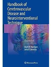 Handbook of Cerebrovascular Disease and Neurointerventional Technique
