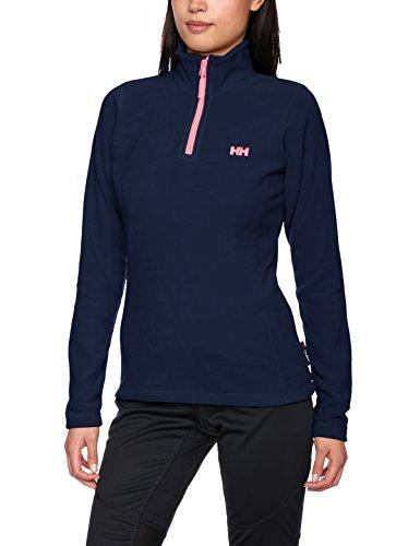 helly-hansen-womens-daybreaker-1-2-zip-fleece-jacket-evening-blue-large