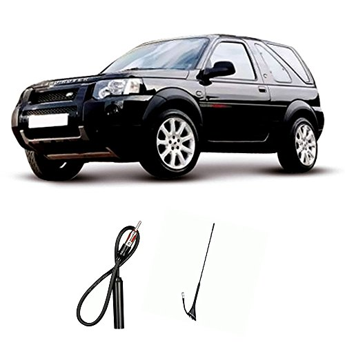 Land Rover Freelander 2002-2006 Factory Replacement Radio Stereo Custom (Antenna Land Rover)
